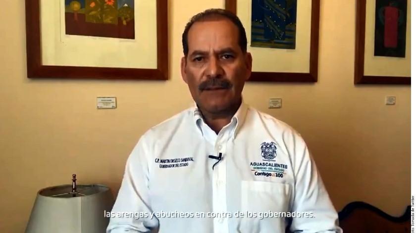 El gobernador Martín Orozco informó que cuenta con más de 40 habitaciones amplias y así como áreas de recreación.(Banco Digital)