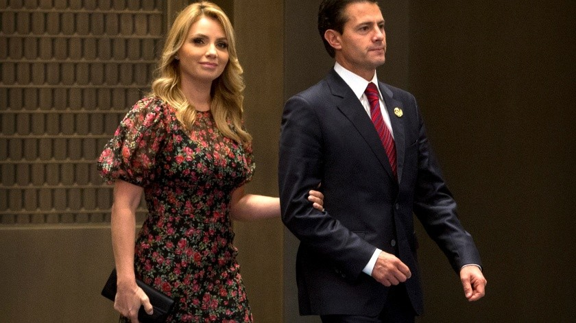 El Universal buscó al expresidente Enrique Peña Nieto y al propio Miranda para que fijaran una posición, pero no se les localizó.(AP)