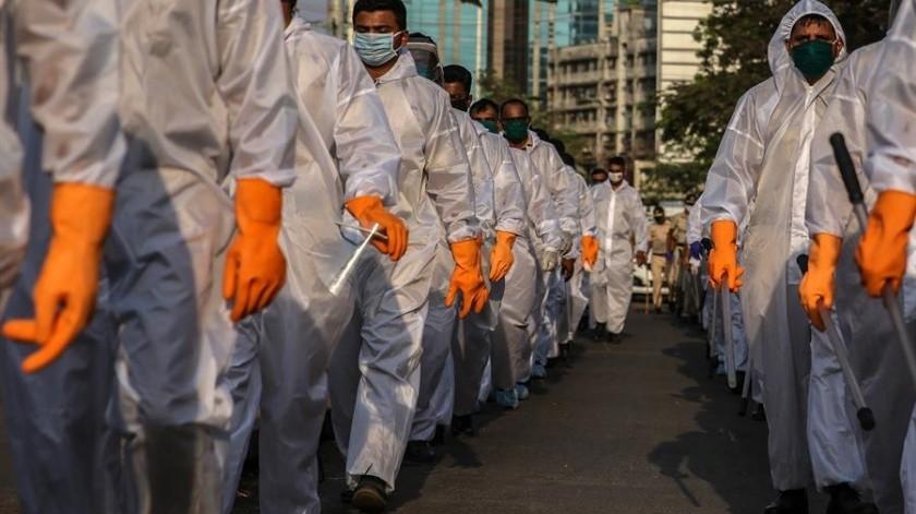 Estados Unidos, España, Italia, Francia, Alemania y Reino Unido (por este orden) se mantienen como los países más afectados por la pandemia.(EFE)