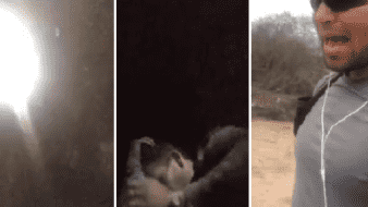 Cae vlogger sonorense de varios metros al explorar