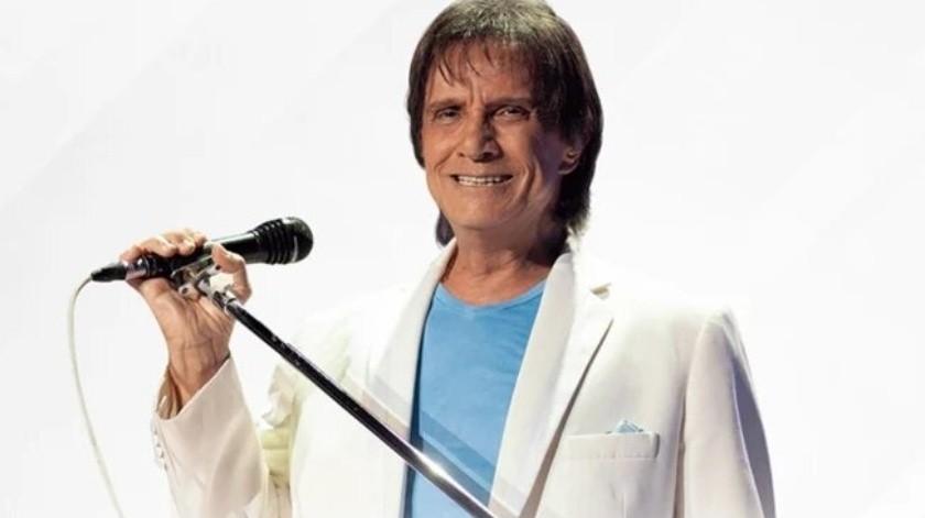 Roberto Carlos festejará su cumpleaños con concierto en vivo