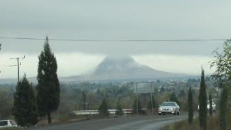 Se prevé que baje temperatura hasta -5 en la Sierra de Sonora