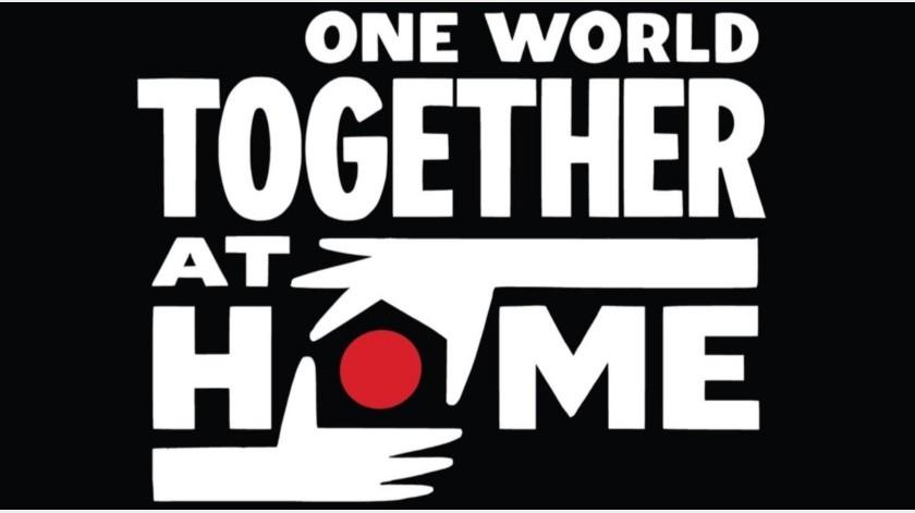 One World Together At Home, el festival virtual organizado por Lady Gaga y la OMS.(Twitter)