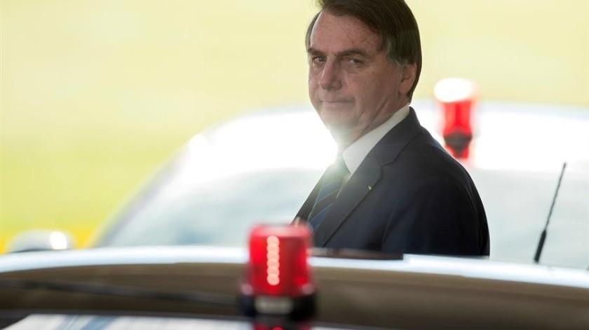 Bolsonaro, profeta del caos: único gobernador comunista en Brasil define al presidente(EFE)