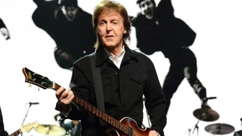 Paul McCartney cierra el One World At Home(Tomada de la red)