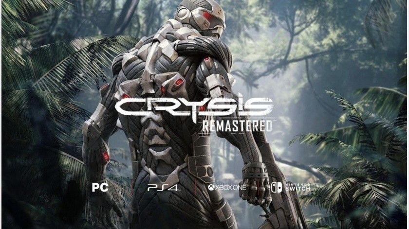 Crysis Remastered confirmado para PC, PS4, Xbox One y Nintendo Switch