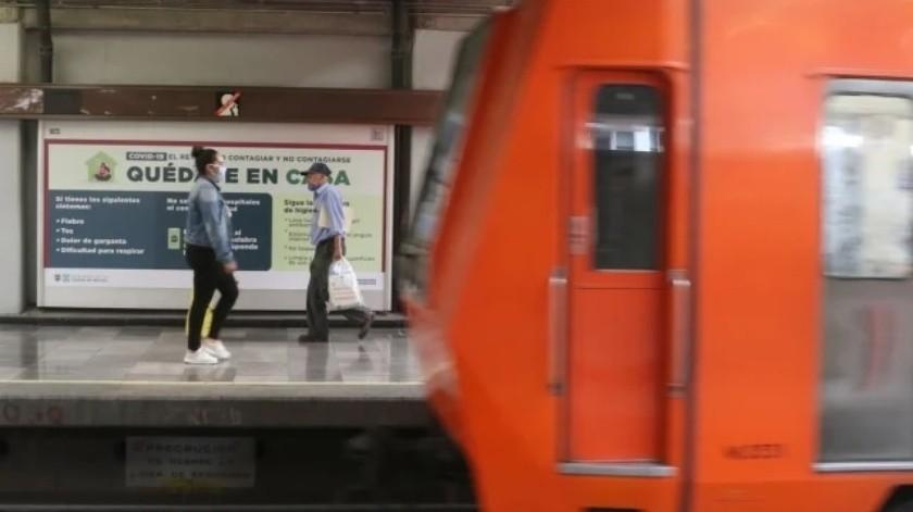 Trabajador del Metro muere por Covid-19, confirma STC(El Universal)