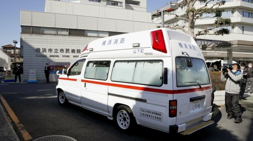 Japón reporta más de 10 mil casos domésticos de Covid-19(AP)