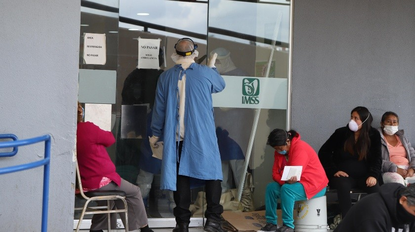 Tijuana is the city in the country with the most confirmed cases of patients with coronavirus. (Archive)