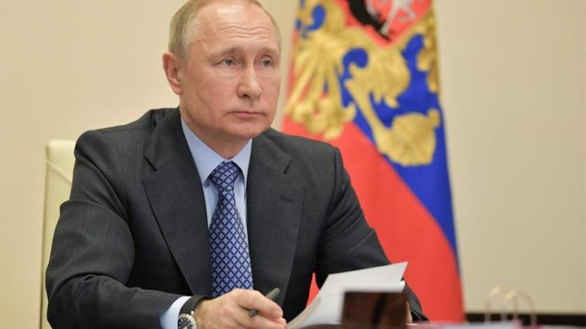 Vladimir Putin.(EFE)