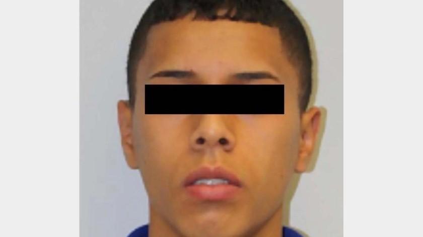 """Saúl Alejandro """"N."""" fue sentenciado a pasar 34 años en la cárcel.(Especial)"""