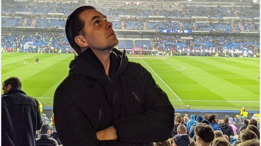 Christian Martinoli confiesa que recibió oferta para trabajar en Televisa(Instagram @cmartinolimx)