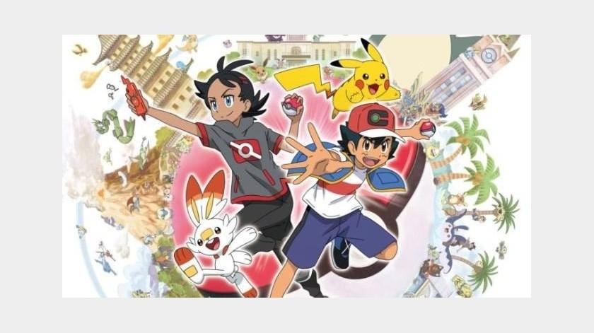 """El nuevo anime de la franquicia """"Pokémon"""", reveló que el estreno de los nuevos episodios se ha retrasado indefinidamente.(Twitter)"""