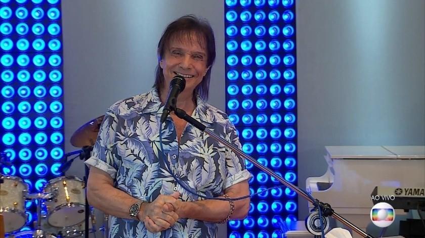 El músico brasileño hizo un recital en vivo y de manera virtual.(Tomada de la red)