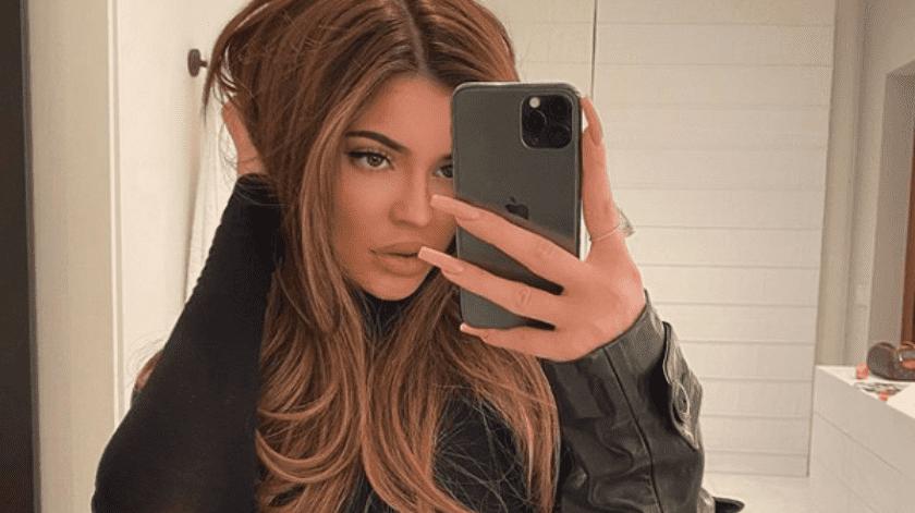 Kylie Jenner rompe cuarentena por ir a visitar asu amiga.(Instagram/Kylie Jenner)
