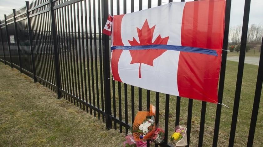 El primer ministro canadiense, Justin Trudeau, dijo que el hombre armado mató al menos a 18 personas durante el alboroto de 12 horas en una gran franja del norte de Nueva Escocia.(AP)