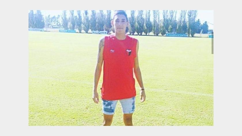 Futbolista en Argentina se suicidó después de ser cortado del equipo de Colón.(Twitter)