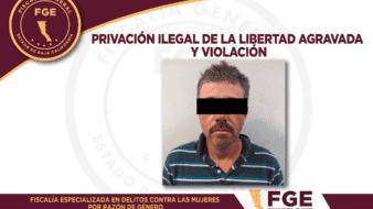 Vinculan a proceso a hombre acusado de privar de la libertad y violar a su ex pareja