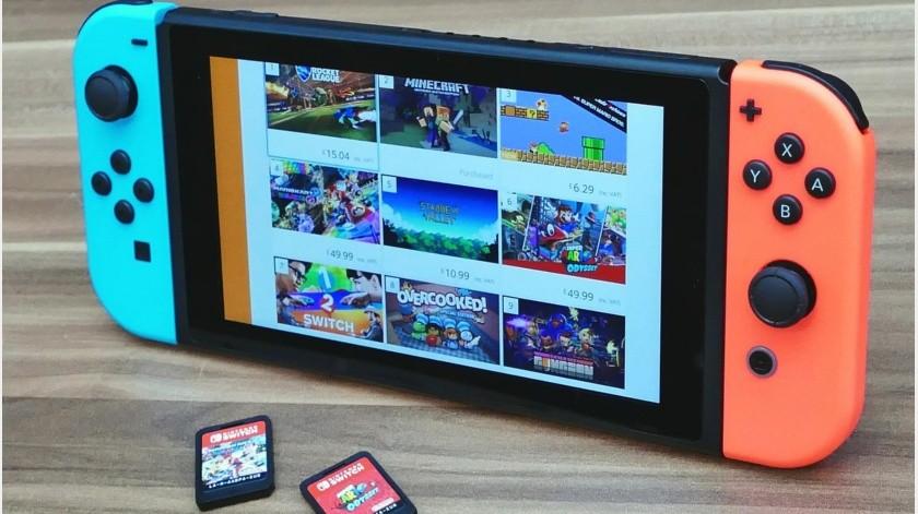 Nintendo dijo que esperaba vender 19.5 millones de unidades entre Switch y Switch Lite para el año fiscal que finalizó el 31 de marzo.