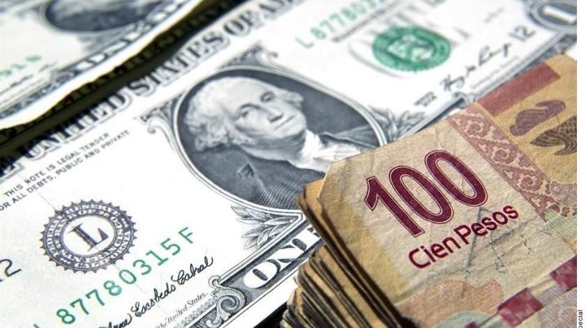 Durante la madrugada, el peso llegó a cotizarse en 24.65 por cada unidad estadounidense, una cifra cercana a los 25 pesos por dólar que desde hace días pronostican los especialistas.