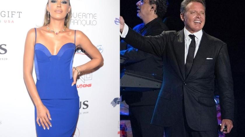 La relación entre Michelle Salas y Luis Miguel sigue distante.(Agencia México)