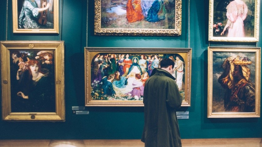 Después de dos meses, Berlín reabrirá sus museos el 4 de mayo(Pixabay)