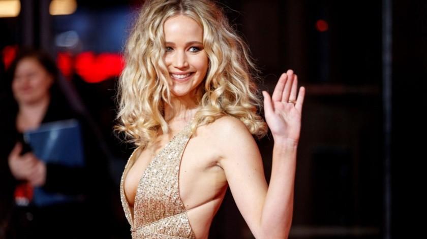 """""""Los juegos del hambre"""" lanzó al estrellato a Jennifer Lawrence.(EFE)"""