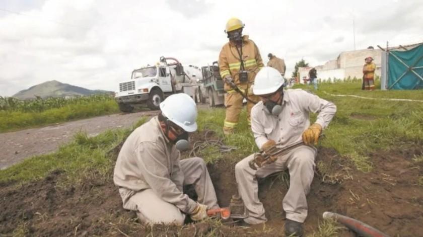 Pemex y gobierno de Campeche toman medidas para evitar contagio de trabajadores(El Universal)