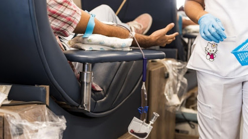 Uber apoya con descuentos a usuarios que donen sangre(Tomada de la red)
