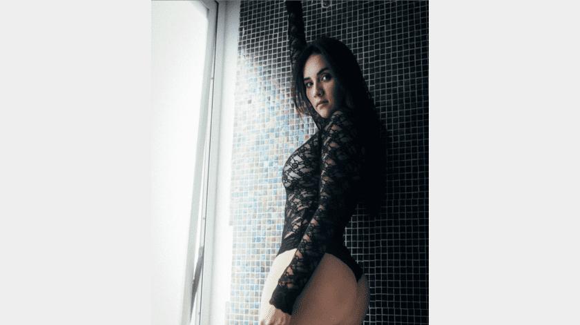 """A Marilyn Uribe """"Narcos México"""" le trajo satisfacciones y dudas(Instagram)"""