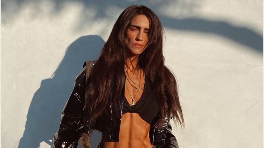 La actrizBárbara de Regilaconseja a sus seguidores con rutinas de ejercicio.(Instagram: barbaraderegil)