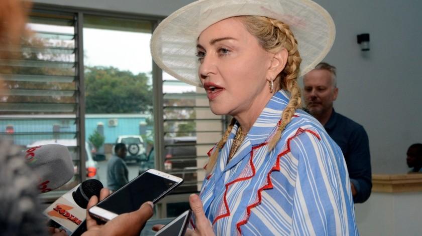 Madonna apoya a reos y personal en prisiones de E.U.A.(Copyright 2018 The Associated Press. All rights reserved., AP)