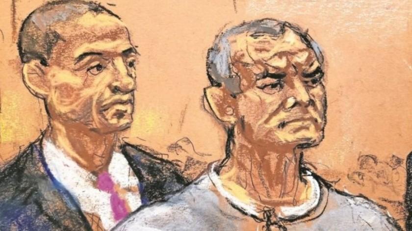 Por caso García Luna, llamen a CIA y DEA: AMLO(EFE)