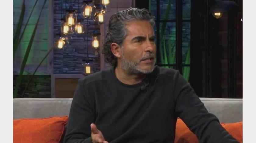 """Raúl Araiza afirma que tuvo una """"enfermiza"""" relación con Daniela Castro.(Tomada de la red)"""