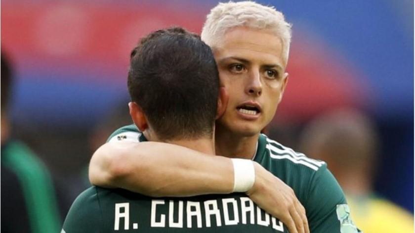 """""""Desconozco a Chicharito, le manejan hasta sus palabras"""": Osorio(AP)"""