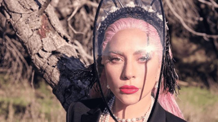 Lady Gaga muestra la lista de tracks de su nuevo álbum.(Instagram/Lady Gaga)