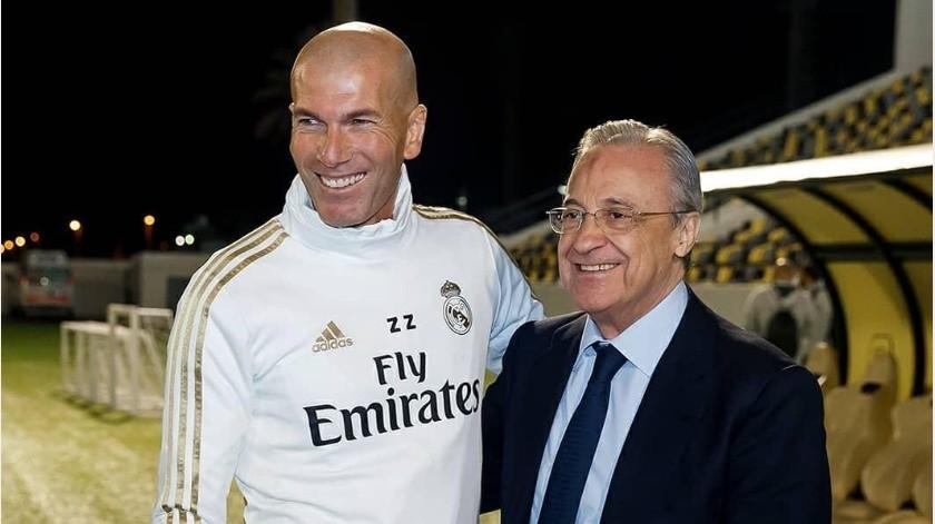 Se planean fuertes cambios en la plantilla del Real Madrid(Instagram @florentinoperez_official13)