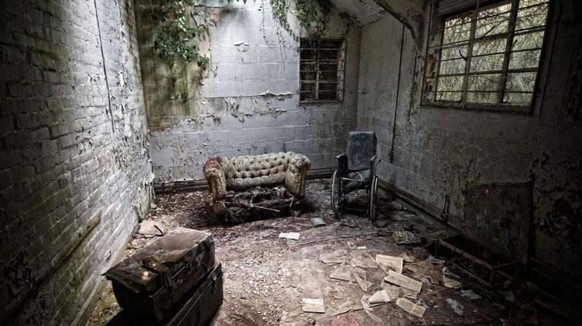 """Aislarán en """"casas embrujadas"""" a quienes se salten el confinamiento(Tomada de la red)"""