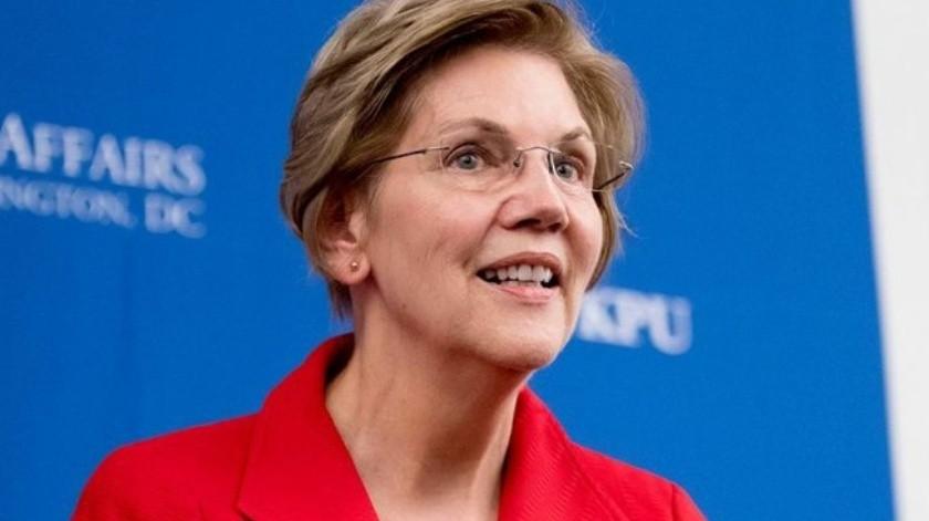 Warren comentó que fue difícil saber que no pudo estar ningún familiar con él.(Twitter)