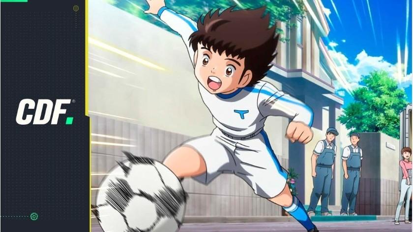 """Transmitirán el anime de """"Los Súper Campeones"""" a falta de fútbol"""