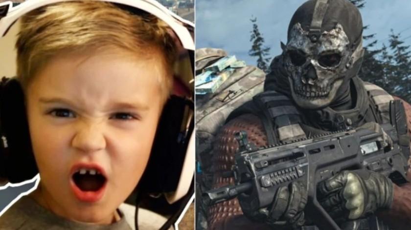 El niño de 5 años que está despedazando a todos en Call of Duty: Warzone(Unocero)