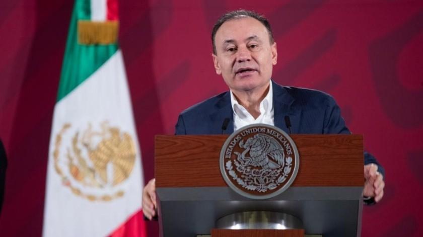 Alfonso Durazo Montaño(Gobierno de México)