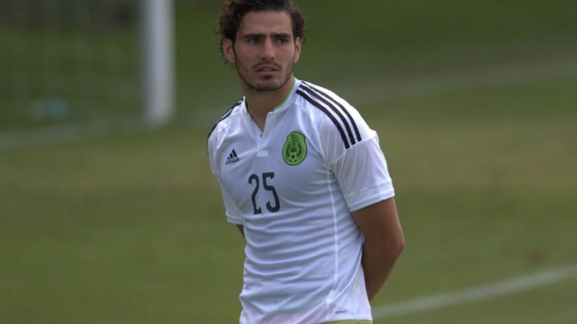 'Pollo' Briseño señaló que tuvo 'chance' de jugar en Europa tras Mundial Sub-17.(Twitter)