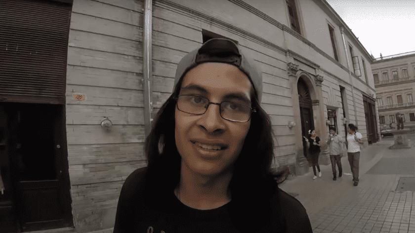 Juan Castelo(Captura de video)