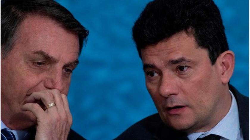 El fiscal general de Brasil, Augusto Aras, solicitó este viernes a la Corte Suprema la apertura de una investigación contra el presidente del país, Jair Bolsonaro,(EFE)