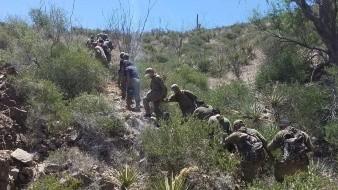 Habrá ola de calor en región fronteriza desértica Arizona-Sonora, advierte Border Patrol