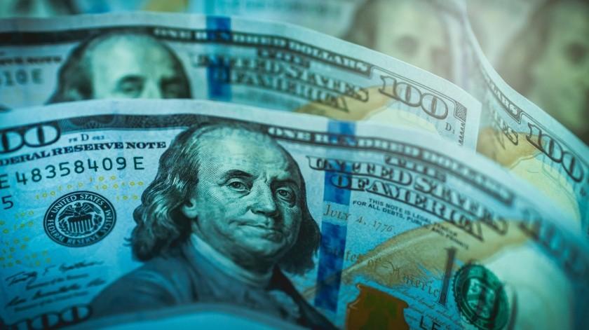 Esta semana, la divisa repuntó 1.28 pesos al concluir vendiéndose en 25.40 unidades en ventanillas de CitiBanamex.(Pixabay)