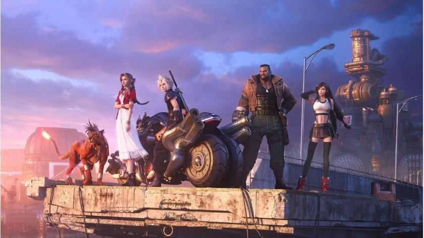 Square Enix ya esta desarrollando la segunda parte de Final Fantasy VII Remake
