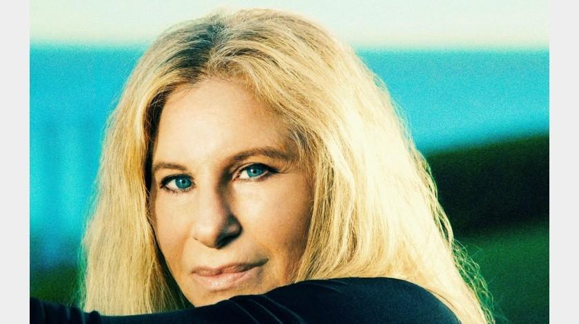 Barbra Streisand cumple 78 años.(Internet)