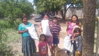 Comparten productores del Yaqui y Mayo una parte de sus cosechas
